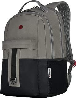 Wenger 604430 Laptop Backpack, Grey/Black, 20.0 L Capacity