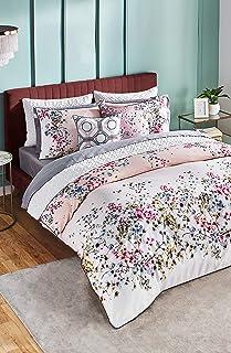 Ted Baker Jasmine Comforter Set, Full/Queen, Pink