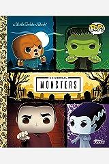 Universal Monsters Little Golden Book (Funko Pop!) Kindle Edition