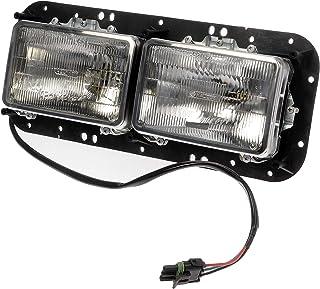 Dorman 888-5425 Passenger Side Headlight Assembly for Select Kenworth Models