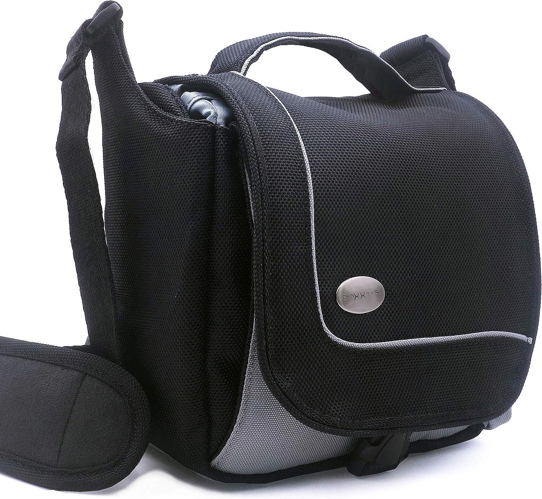Baxxtar Sportsbag Kameratasche Schwarz Kompatibel Mit Kamera