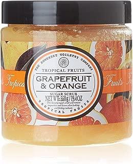 Tropical Fruits Grapefruit & Orange Sugar Scrub 550g