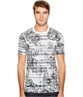 Versace Collection - Print T-Shirt