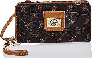 BHPC Womens Wristlet Bag, BROWN - WBT292VABN