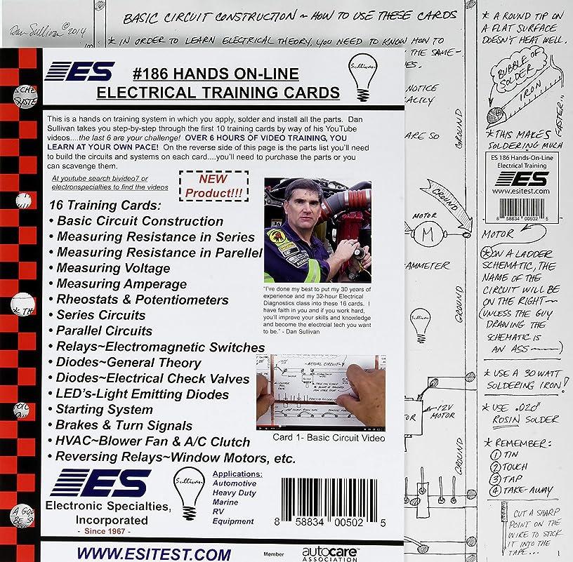 Electronic Specialties 186 12
