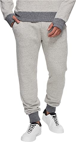 Club Nomade Sweatpants with Zip Pocket Details