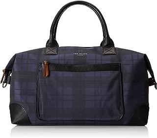 navy holdall bag