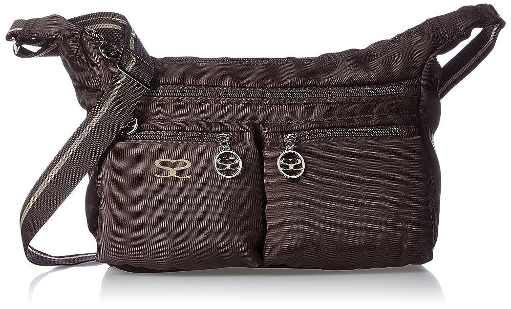 郊外保険をかける尽きる[サボイ] ショルダーバッグ ナイロン系素材のバッグ