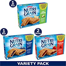 Best kellogg's nutri grain cereal bars Reviews