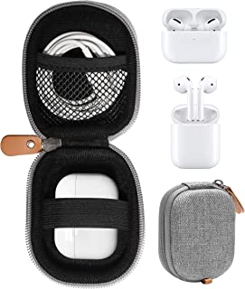 WGear Protective Case for Airpods, Handy Semi-Hard case for airpods for Travel, Protective and orgaize, Shock and Shake Pr...