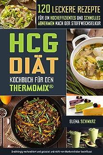 HCG Diät Kochbuch für den Thermomix® - 120 leckere Rezept