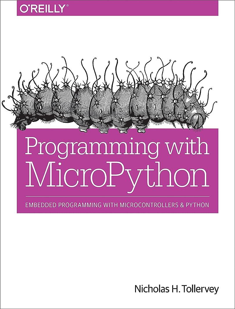 船非効率的な退屈させるProgramming with MicroPython: Embedded Programming with Microcontrollers and Python (English Edition)