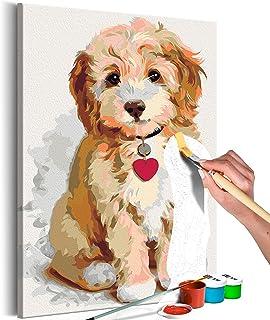 Amazon.es: lienzos para pintar - Pintura por números / Arte y manualidades: Juguetes y juegos