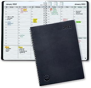 UK 2022 Diary (2022 A4)
