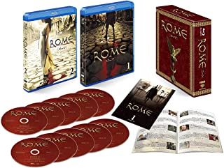 ROME[ローマ]ブルーレイ コンプリート・ボックス(10枚組) [Blu-ray]