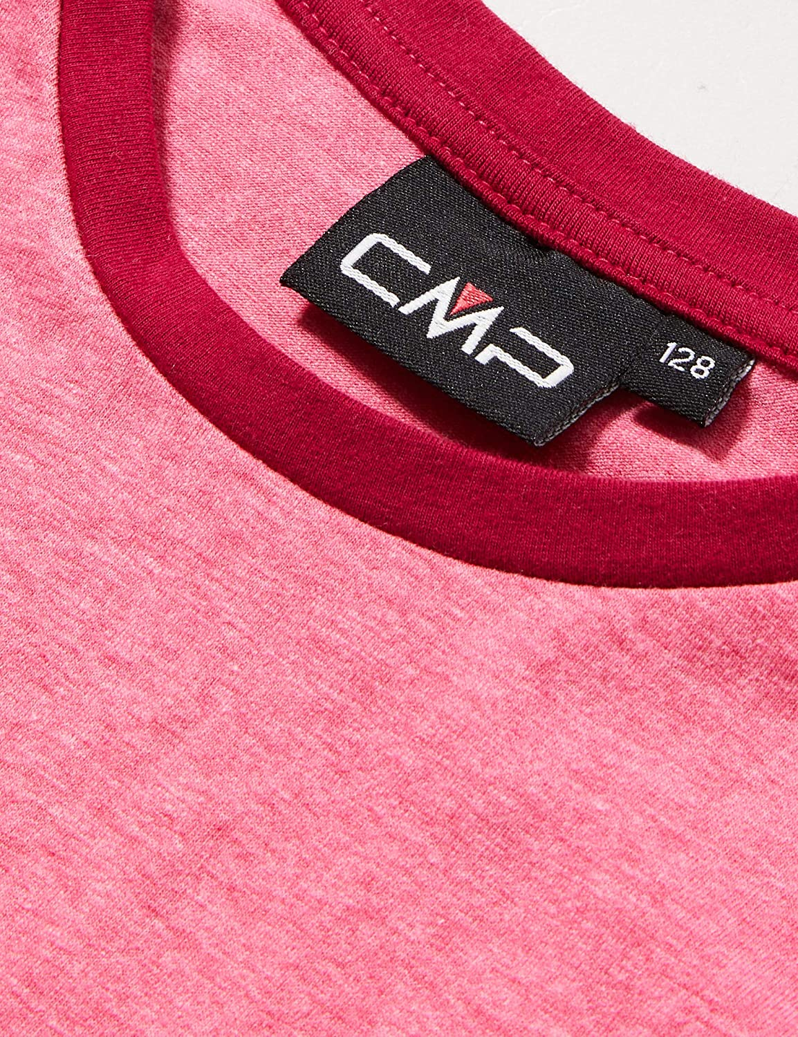 CMP T-Shirt in Jersey Stretch Melange