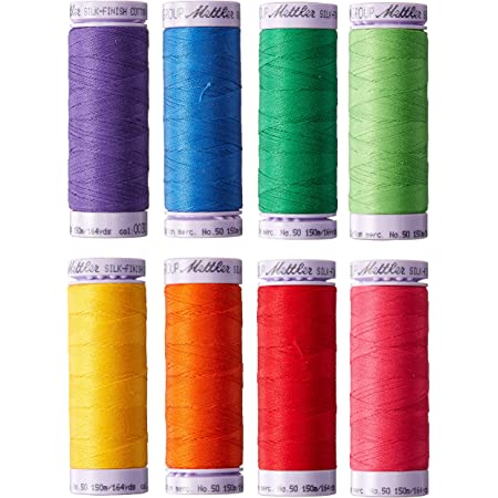 Mettler Seralon Summer Thread Kit