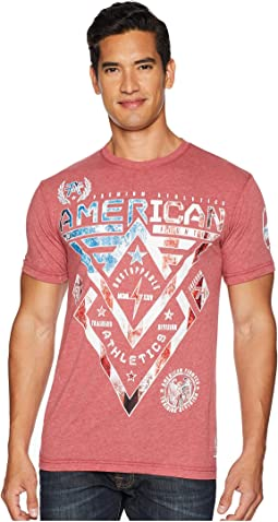 Alaska Patriot Short Sleeve Tee