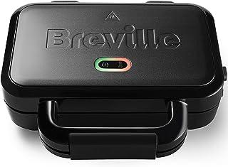 Appareil à croque-monsieur Ultimate Deep Fill Breville | Appareil à croque-monsieur 2tranches | Plaques anti-adhésives am...