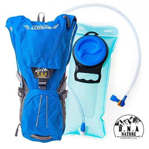 Hydration Backpack Pack With 2L Water Bladder For Men,Women,Kids,Perfect For