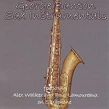 Sax Instrumentals