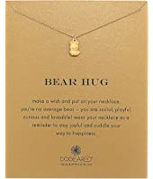 Dogeared - Bear Hug Reminder Necklace
