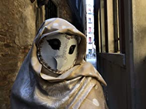 paper mache crow mask