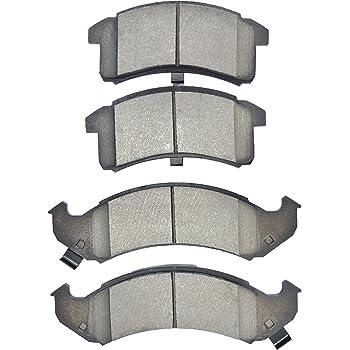 Dash4 MD623 Semi-Metallic Brake Pad