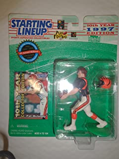 starting lineup 1997 Pat Mcinally convention figure Rare!!