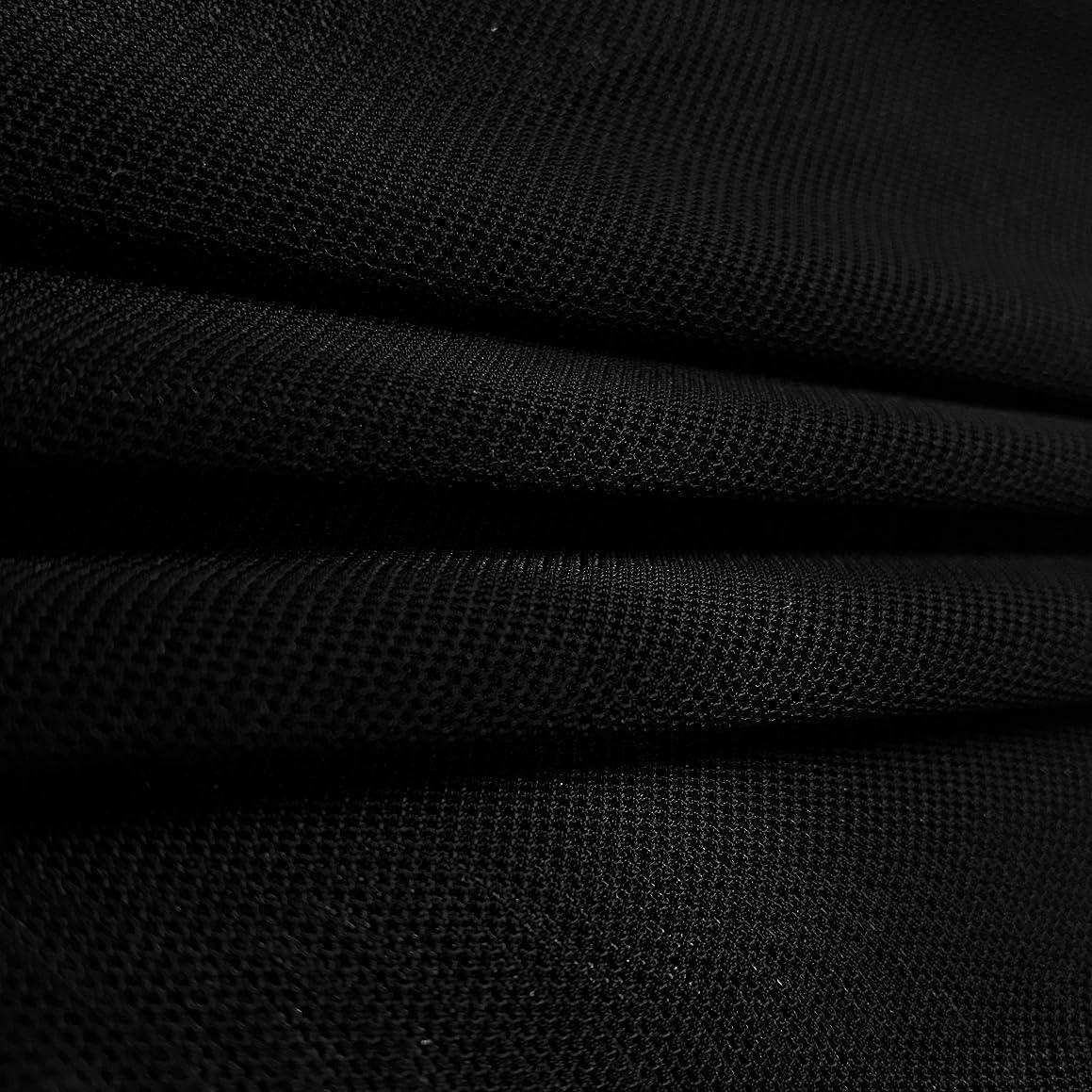 Solid Power Mesh Fabric Nylon Spandex 60