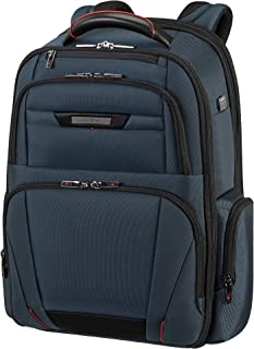 Samsonite Pro-DLX 5 - 17.3 Pouces Extensible Sac à Dos pour Ordinateur Portable, 48 cm, 29/34 L, Bleu (Oxford Blue)