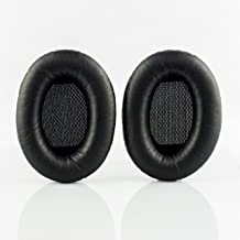 Replacement Ear Pads for Bose Around-Ear 2 (AE2) Bose Around-Ear 2 Wireless (AE2w) SoundTrue Around-Ear 1-2 Headphones (AE2/SoundTrue AE Ear Pads, Black)