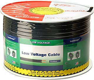 Coleman Cable 552690408 Cci 55269-04-08 Low Voltage Outdoor Wire, 12 Awg, 250 Ft, 250-Feet