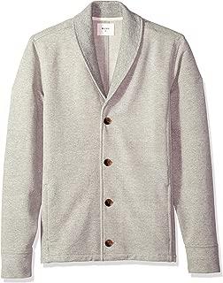 Billy Reid Men's Elliot Knit Shawl Collar Jacket
