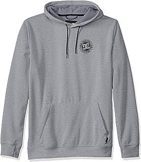DC Men's Snowstar Po Bonded Sweatshirt Hooded