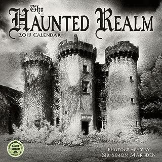 haunted realm calendar 2019