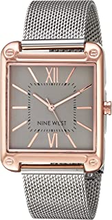 Reloj Nine West Fall Winter 2017 para Mujer, pulsera de