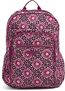 Women's Microfiber XL Campus Backpack