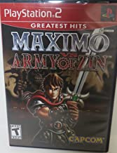 Maximo VS Army Of Zin Greatest Hits PS2