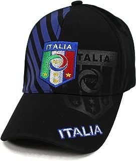 """High End Hats """"World Soccer/Football Team Hat Collection"""" Baseball Cap Flexfit Hat"""