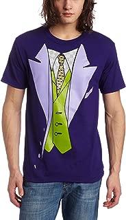 Batman - Mens Joker Suit Costume T-Shirt