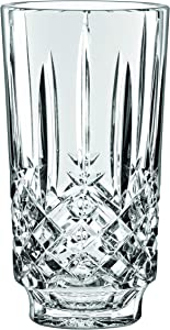 "Marquis By Waterford Markham Collection 9"" vase, 9&quot, Clear Crystalline"