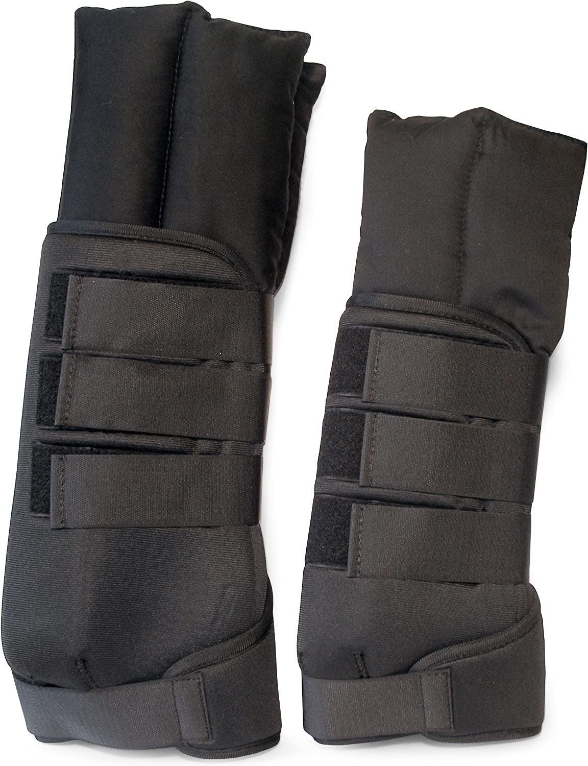 Jumpers Horse Line Unisex's JHL884966 Jhl Stable Boots Cob 4 Pack, Clear, Regular