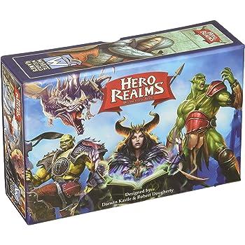 HERO REALMS BASE GAME