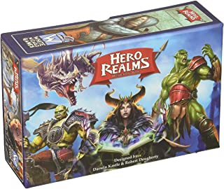Hero Realms Base Game Card Game, Multi-Colored