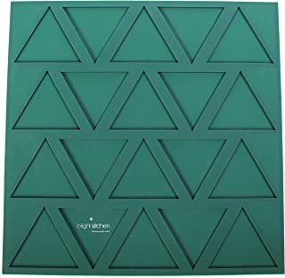 Dehydrator Triangle Chip Mold Shape Silicone Sheet Mat for Excalibur Dehydrating 14