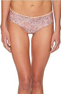 Calvin Floral Hipster Bikini Bottom