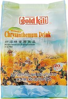 Gold Kili Instant Honey Chrysanthemum Tea, 18g (Pack of 20),