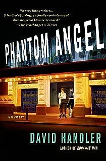Phantom Angel: A Mystery (A Benji Golden Mystery Book 2)