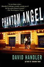 Phantom Angel: A Mystery (A Benji Golden Mystery Book 2)